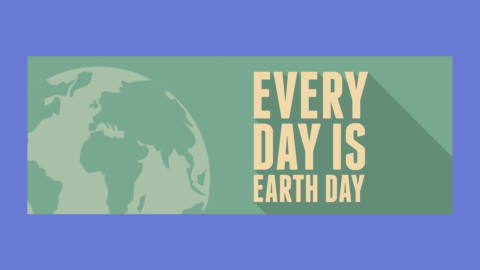 Facebook Cover - Earth Day