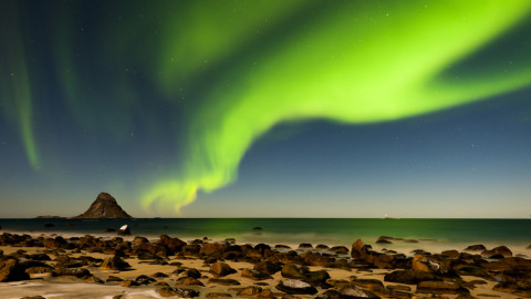 Luc Roymans on Photographing the Night Sky and the Aurora Borealis