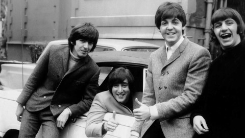 Editorial - Archival Collection - Northcliffe Collection - Beatles - Image 10031272bk