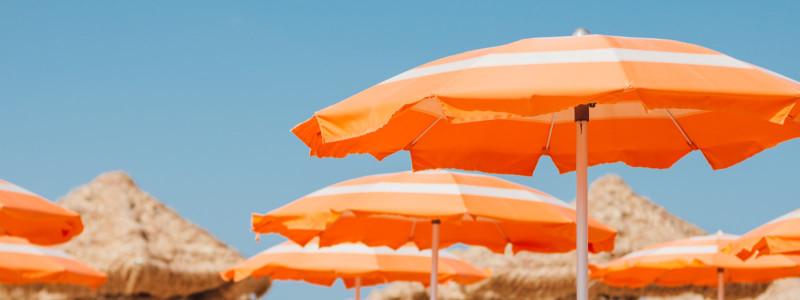 Beach Day - Banner