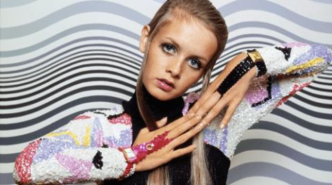 Editorial - Conde Nast Collection - 3 Pillars - Fashion - Image