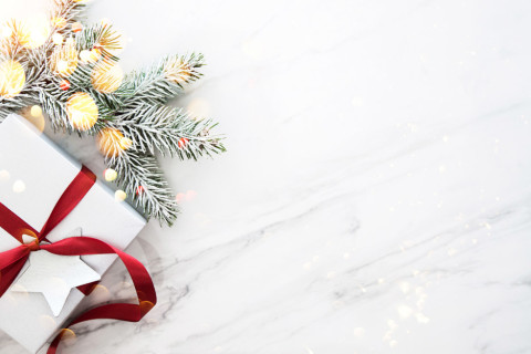 Holiday images for email marketing