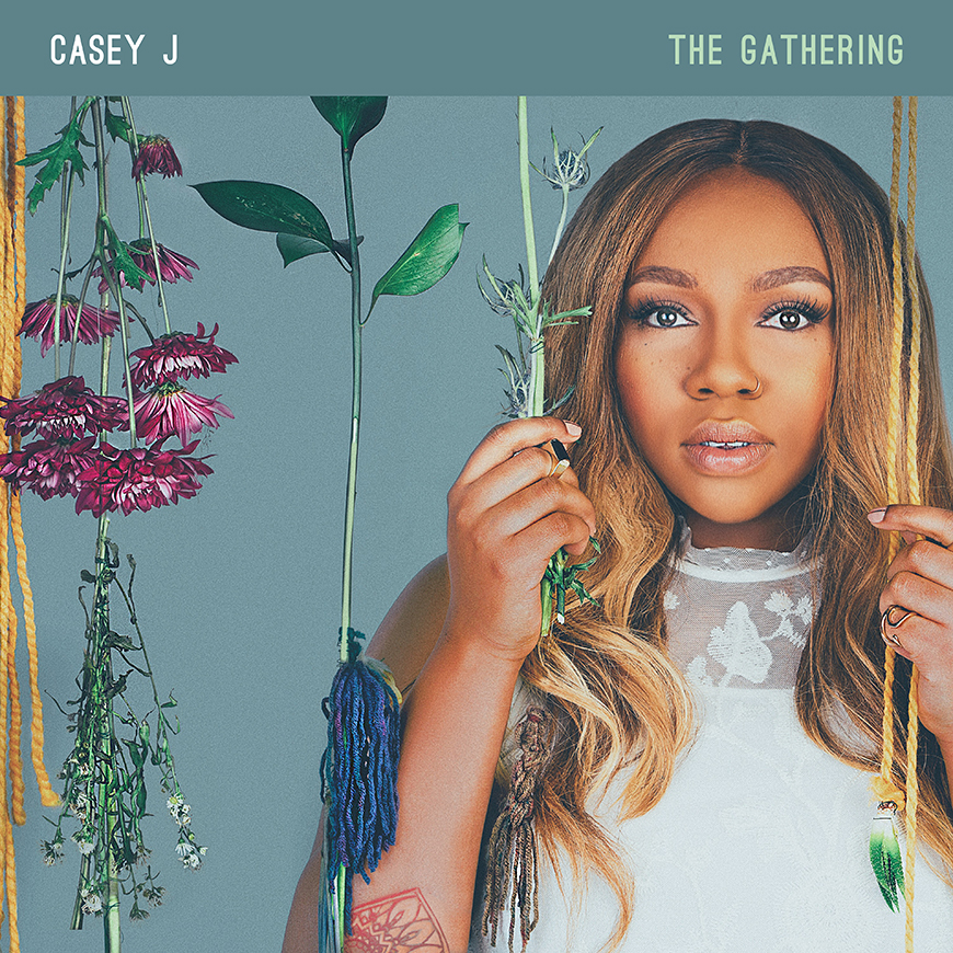 Casey J The Gathering Album cover