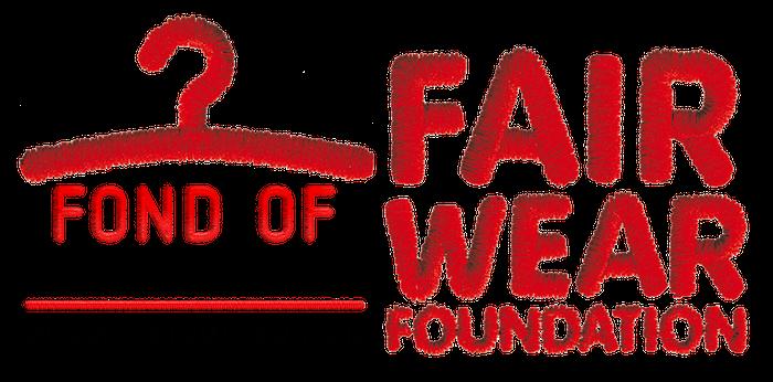 fair wear foundation - logo