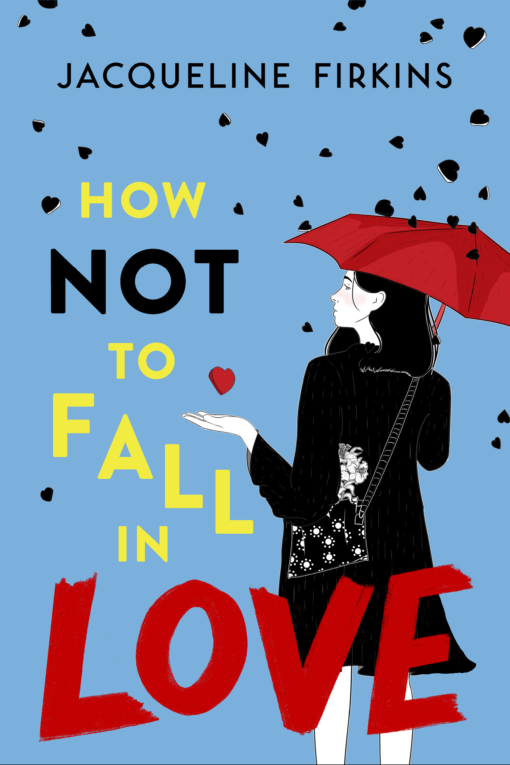 Cover Image: How Not to Fall In Love