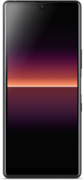 sony-xperia-l4-2020-Front-black
