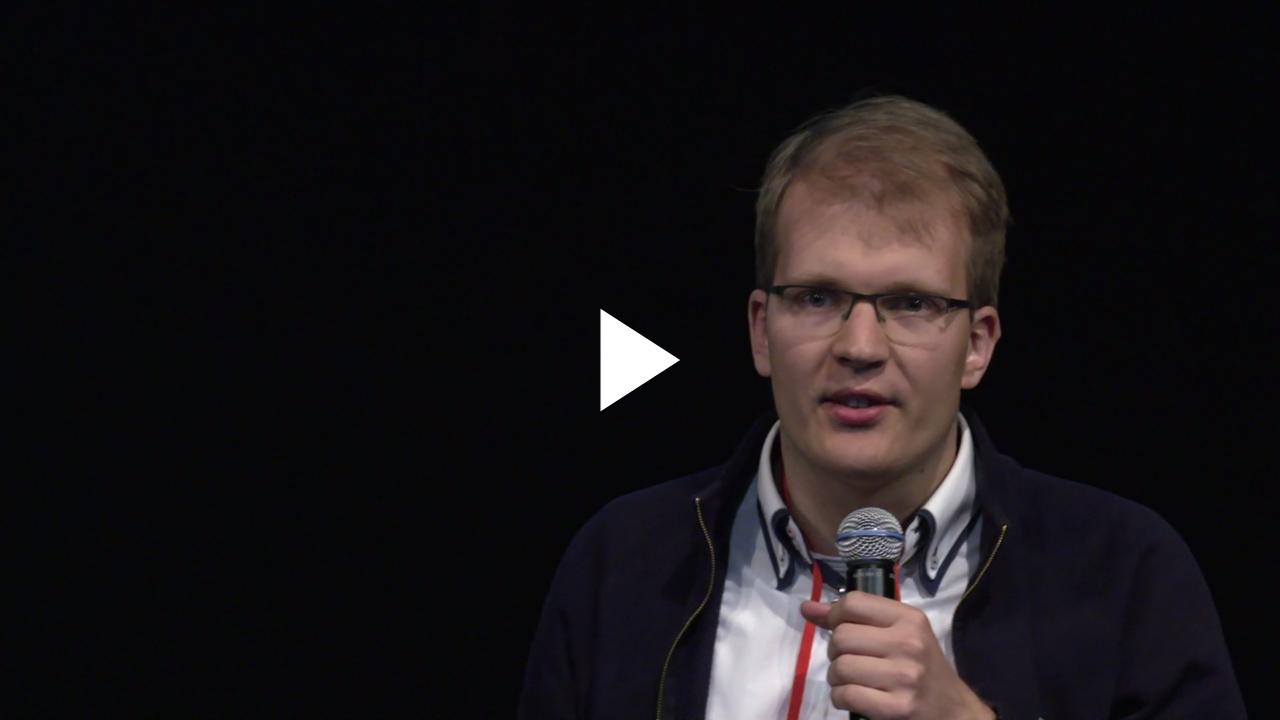"""Marius Lindauer """"Democratization of AI via Automated AI Design"""""""