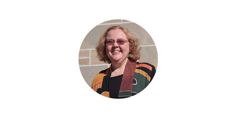 A photo of Dr. Virginia J. Vitzthum