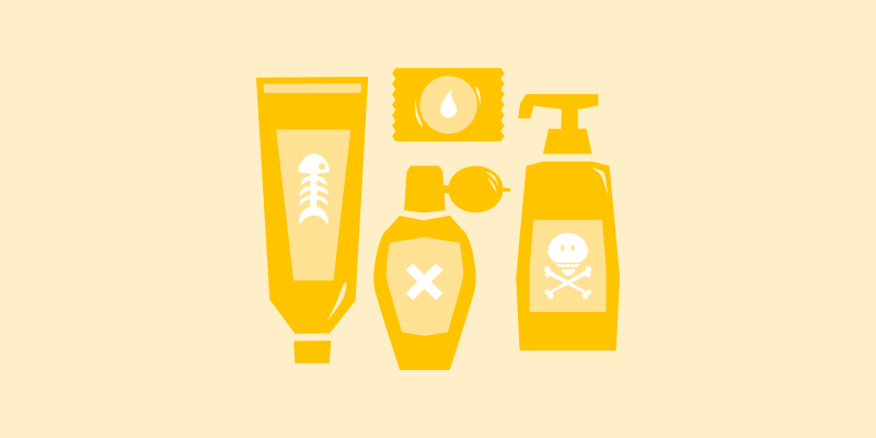 chemicals in your beauty products
