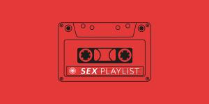 sex playlist mixtape illustration