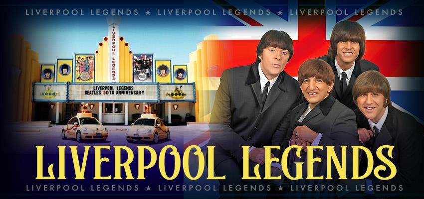 See The Beatles in Branson, Courtesy of Liverpool Legends!