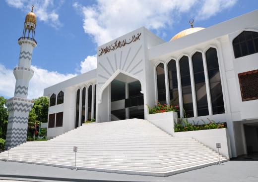 Gro?e Freitagsmoschee, Malé