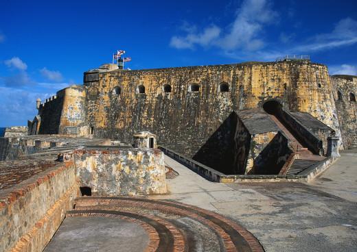 Festung San Felipe del Morro