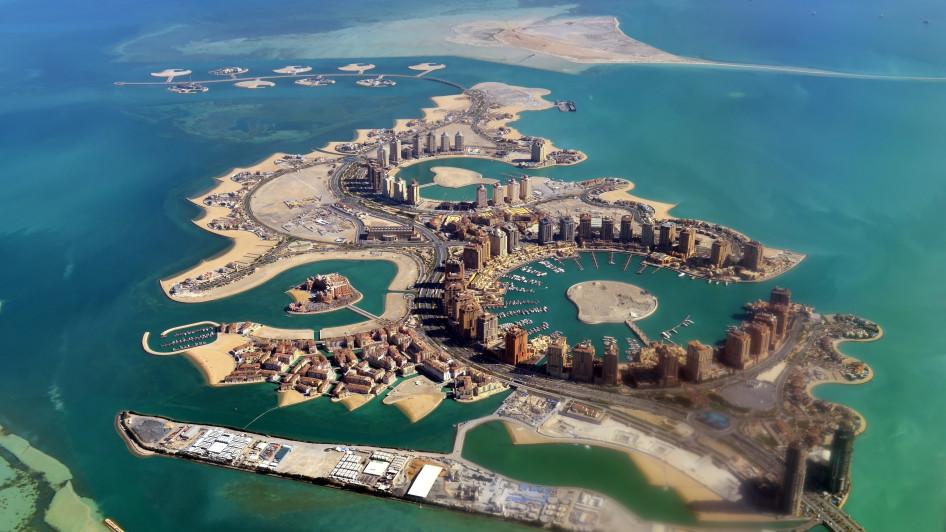 The Pearl Hafen Doha, Qatar