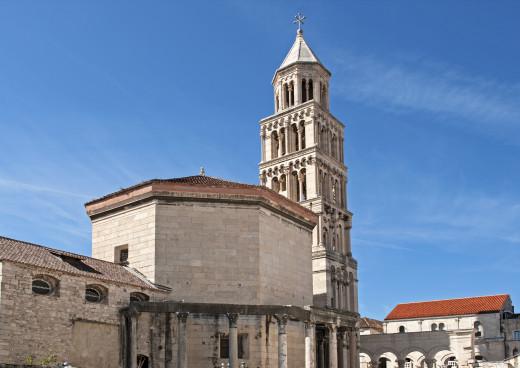 Kathedrale Saint Dominicus, Split