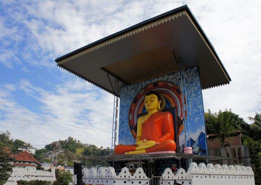Tempel Kande Vihara, Aluthgama
