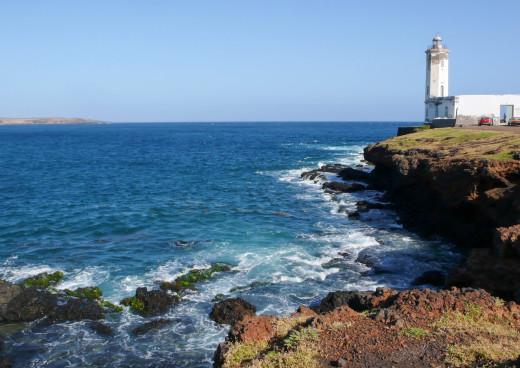 Farol da Ponta Temerosa, Cape Verde