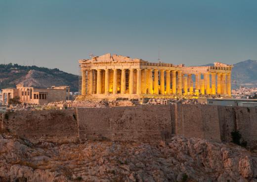 Akropolis, Athen, ?g?is