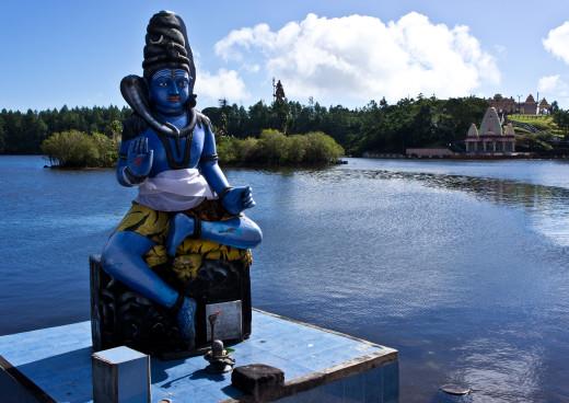 Ganga Taloa, Mauritius