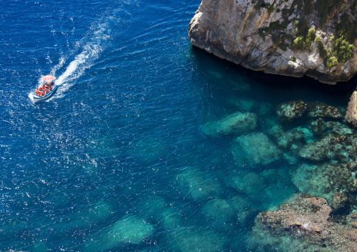 Blaue Grotte, Qrendi