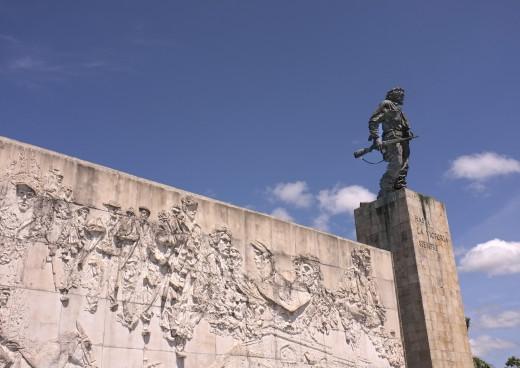 Denkmal Che Guevara, Santa Clara
