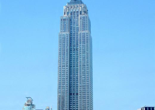 Empire State Building, New York, USA Ostküste