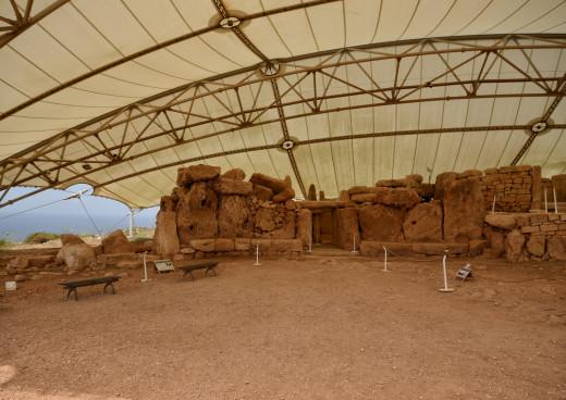 Tempelanlage Hagar Qim/Mnajdra, Qrendi