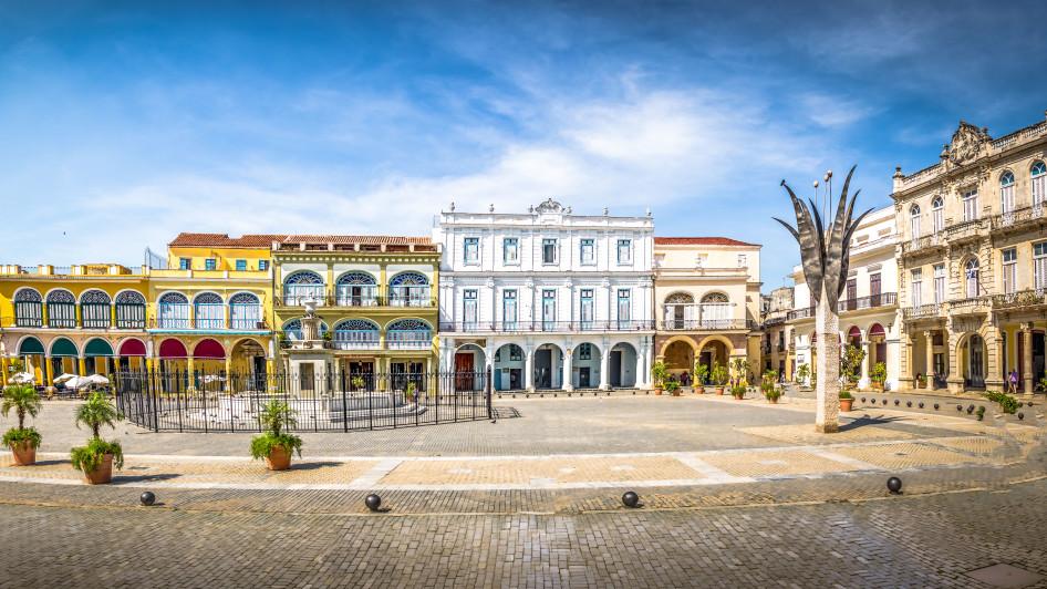 Plaza Vieja, Havanna, La Habana