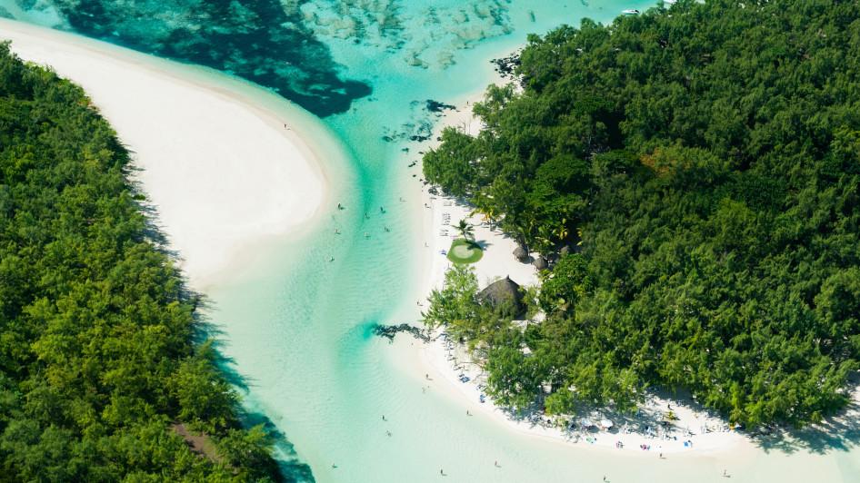 Ile aux Cerfs, Trou D'Eau Douce, Mauritius Ostküste