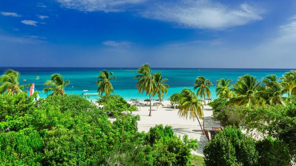 Holguin, Kuba Nordküste