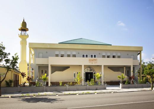 Moschee Hulhumale, Kaafu Atoll