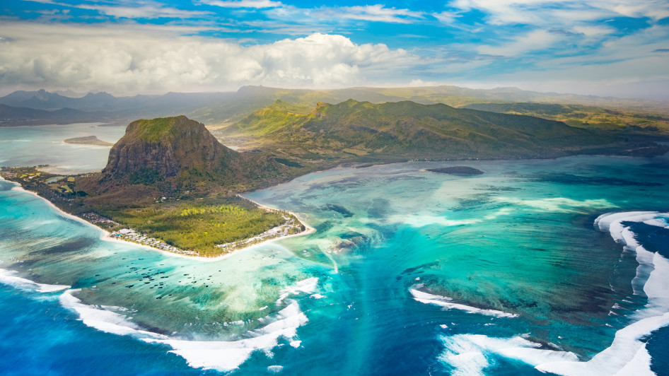 Le Morne Brabant, Mauritius Südküste