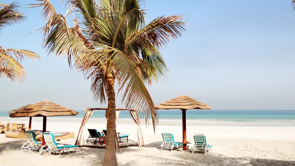 Strand von Kempinski Hotel, Ajman