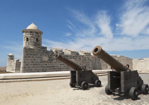 Castillo de los tres Reyes del Morro, Havana