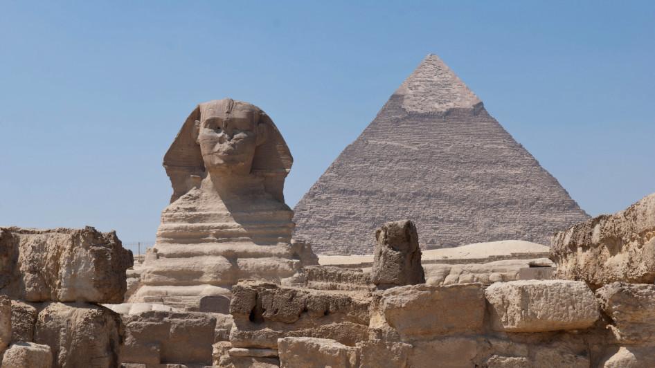Pyramiden, Kairo, ?gypten