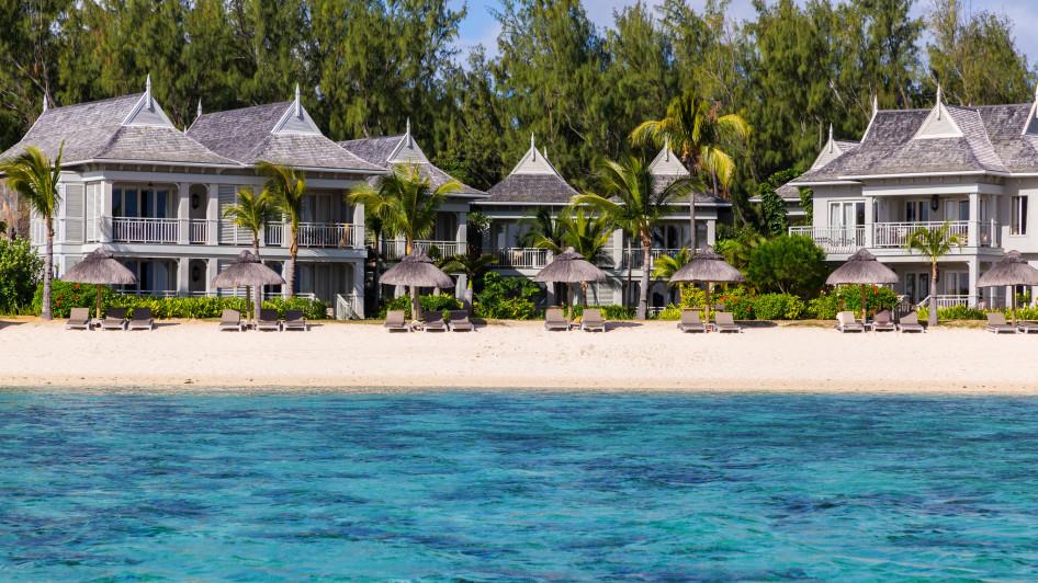 Le Morne, Mauritius Südküste