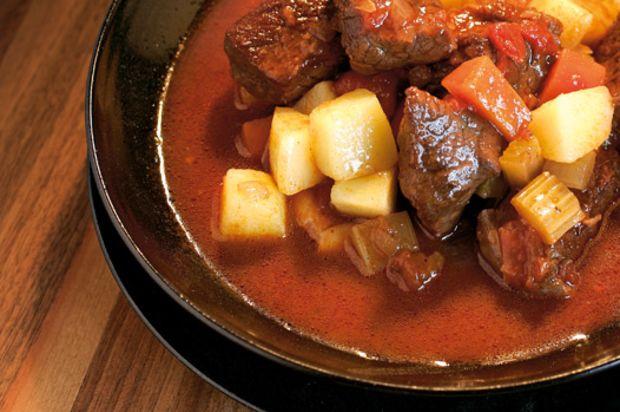 Rindsvoressen kochen