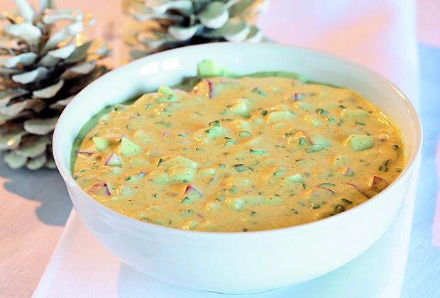Eier curry sauce annemarie wildeisens kochen - Eier weich kochen minuten ...