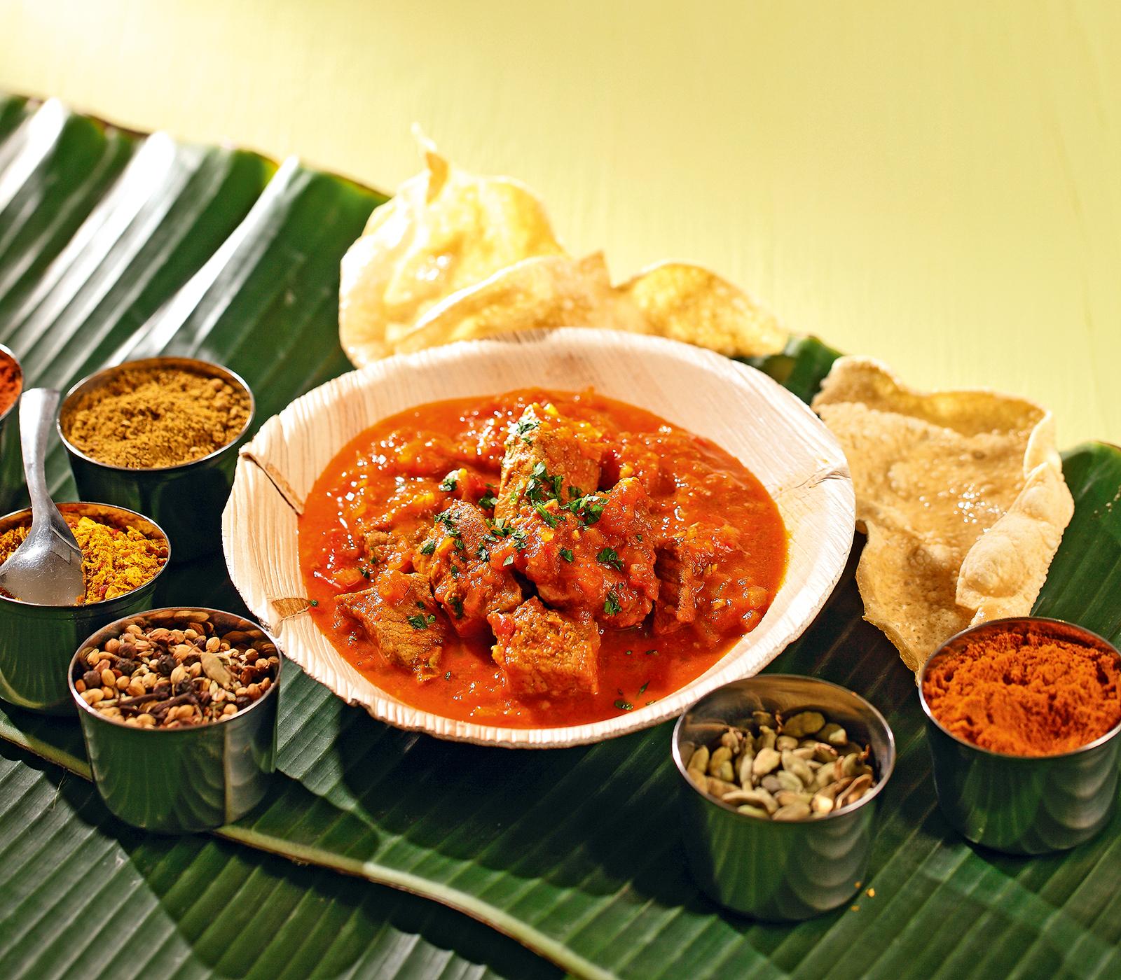 Vindaloo curry annemarie wildeisens kochen for Kochen 5 personen