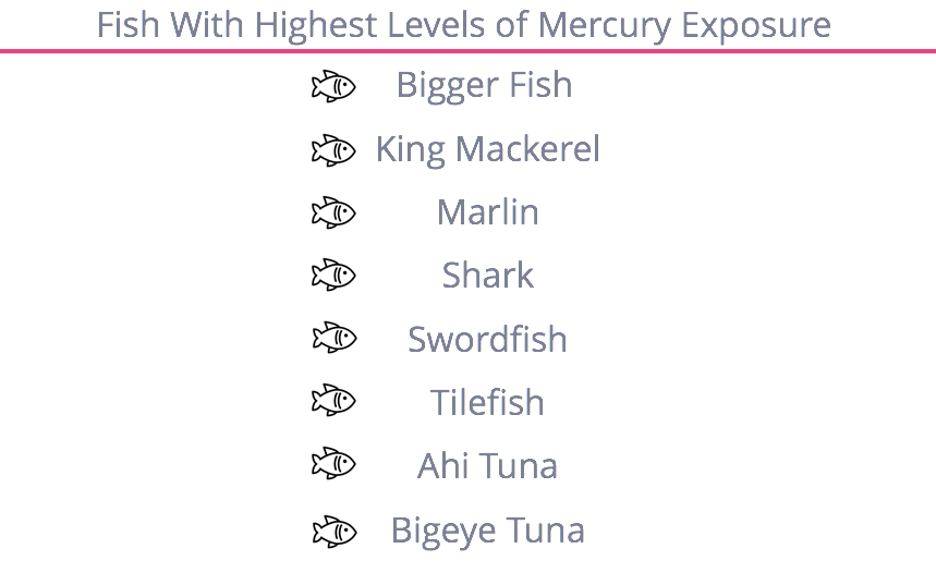 Fish With Mercury
