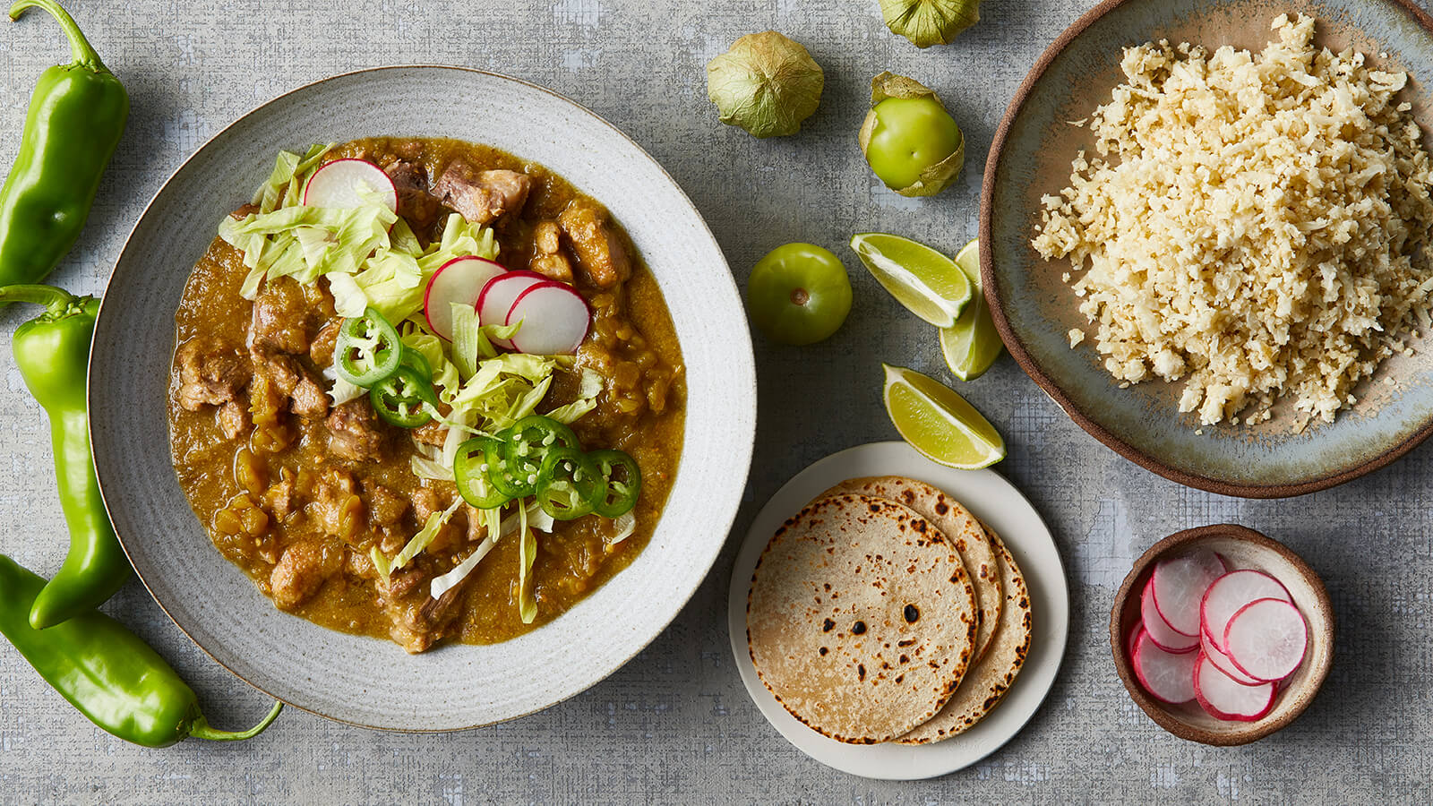 Hatch Chile Verde With Pork Recipe The Fresh Market