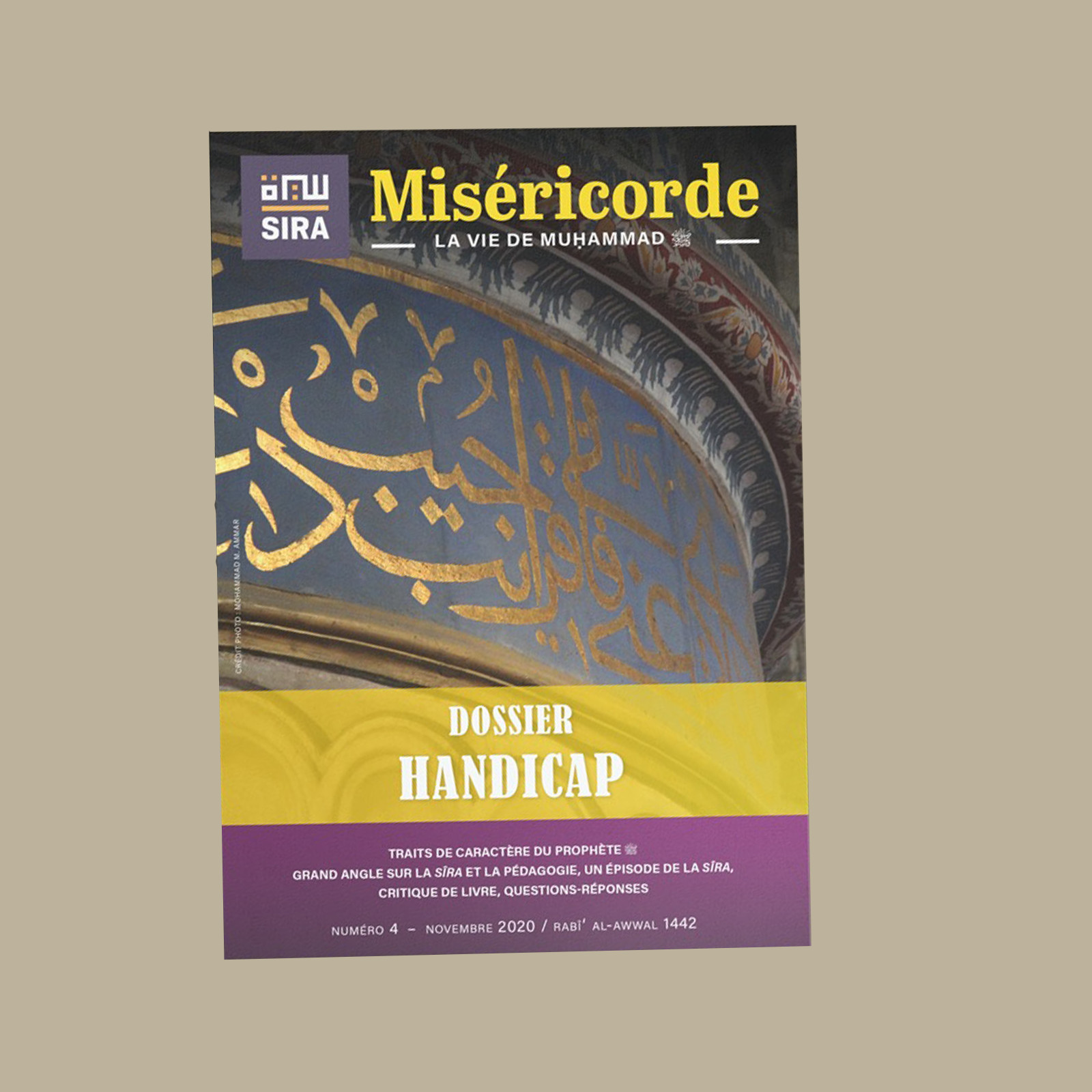 Miséricorde 4