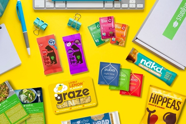 Snacks Curated for Keeping Healthy at Home