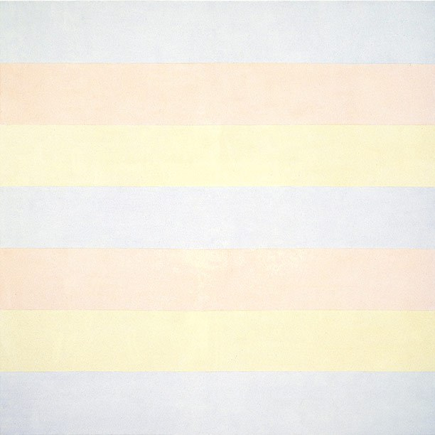 Agnes martin untitled  5  1998