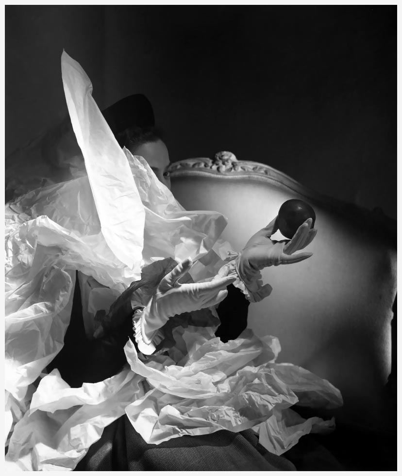 Horst p. horst  birthday gloves  new york  1947