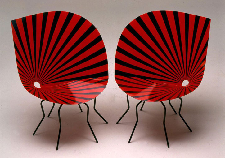 Nanna ditzel     butterfly chair     1990