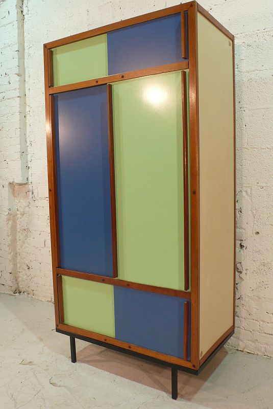 1950s cabinet by andre sornay