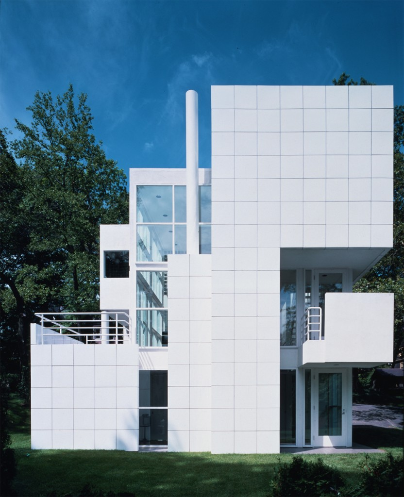 Richard meier  giovannitti house  1979 83