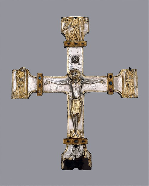 Spanish processional cross  1150 75