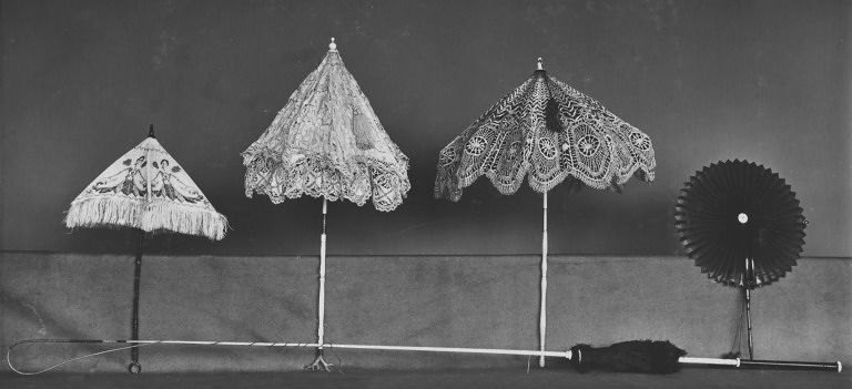 19th century parasol s  from v a
